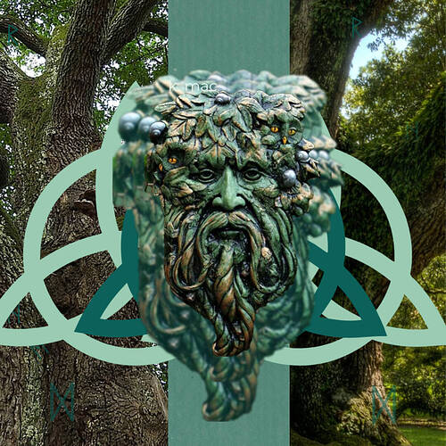 Green Man is Arriving